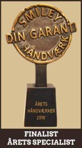 Årets Håndværker pris